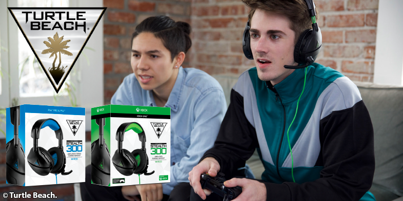 a3b32fdcd13 Turtle Beach Stealth 300 amplified gaming headset for XBOX One and PLAYSTATION  4 is now on shelves across the Nordic retail!