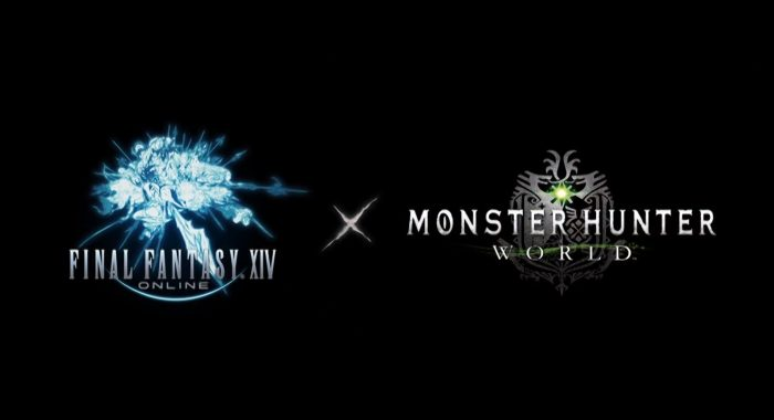 FFXIV x Monster Hunter begins today!